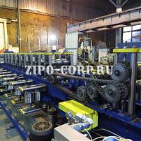 Профилегибочное оборудование, профилегибочные линии, станки завода инновационного промышленного оборудования